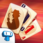 Solitaire Detectives Crime Solving Card Game  1.3.3 MOD APK