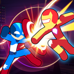 Stickman Heroes Fight – Super Stick Warriors 1.2.0 MOD APK