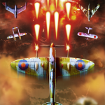 Top Fighter WWII airplane Shooter  4 MOD APK