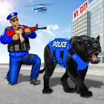 US Police Panther Crime Chase Gangster Shooting 1.4 MOD APK