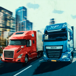 Virtual Truck Manager Tycoon trucking company  1.1.56 MOD APK