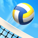 Volley Clash Free online sports game  1.1.0 MOD APK