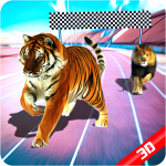 Wild Animals Racing 3D 3.9 MOD APK