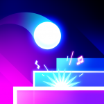 Beat Hop EDM Music & Rhythm Ball Game  1.6 MOD APK