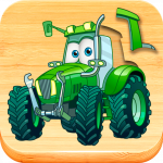 Car Puzzles for Toddlers  MOD APK
