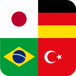 Country Flags and Capital Cities Quiz  MOD APK