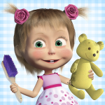 Masha and the Bear: House Cleaning Games for Girls 2.0.0 MOD APK