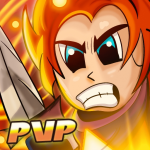 Mergy Merge RPG game – PVP + PVE heroes games RPG  3.1.12 MOD APK