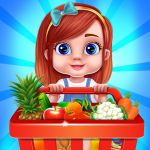 Supermarket Manager – Shopping Mall for Girls 1.1 MOD APK