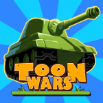 Toon Wars Awesome PvP Tank Games  3.62.5 MOD APK