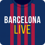 Barcelona Live — Not official app for FC Barca Fan  MOD APK