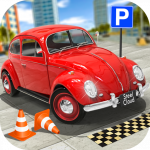 Classic Car Parking Game: New Game 2021 Free Games  MOD APK