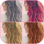 Hair color changer – Try different hair colors  MOD APK
