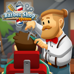 Idle Barber Shop Tycoon Business Management Game  1.0.4 MOD APK