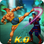 MMA Real Fight: Fighting Games 2019  MOD APK