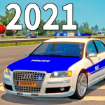 Police Car Chase Thief Real Police Cop Simulator  MOD APK
