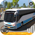 Public Coach Driving Simulator: Bus Games 3D  MOD APK