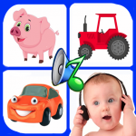 Sound for kids. Baby touch sound. Laugh & cry  MOD APK