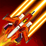 Space Shooter : Star Squadron – galaxy attack  0.9.3 MOD APK