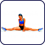 Stretching: how to sit on the splits in 30 days  MOD APK