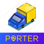Truck & Bike Delivery   Movers & Packers – Porter  MOD APK