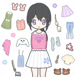 Vlinder Girl – Dress up Games , Avatar Creator  MOD APK