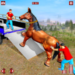Wild Animals Transport Simulator:Animal Rescue Sim  MOD APK