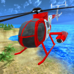 Helicopter Rescue Flying Simulator 3D  MOD APK