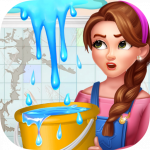 House Design: Home Cleaning & Renovation For Girls  MOD APK