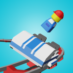 Roller Coaster 2 or Android MOD APK