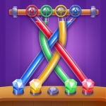 Tangle Fun – Can you untie all knots?  2.2.1 MOD APK