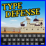 Type Defense Typing and Writing Game  1.05 MOD APK