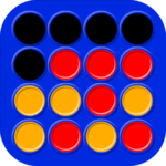 4 in a row – Board game for 2 players  MOD APK