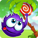 Catch the Candy: Red Holiday game! Lollipop Puzzle  MOD APK