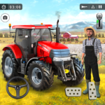 Farming Game 2021 – Free Tractor Driving Games  MOD APK