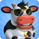Idle Cow Clicker Games: Idle Tycoon Games Offline  3.1.4 MOD APK
